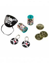 Set 24 petits jouets Pirate enfant