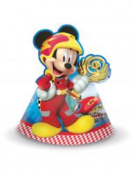 6 Chapeaux de fête Mickey Racing™