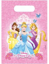 6 Sacs cadeaux Princesses Disney Dreaming™ 16 x 23 cm