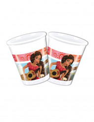 8 Gobelets en plastique Elena d'Avalor™ 200 ml