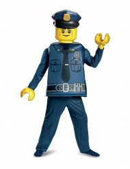 Déguisement luxe policier LEGO™ enfants