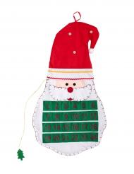 Calendrier de l'avent en feutrine 70 cm  Noël
