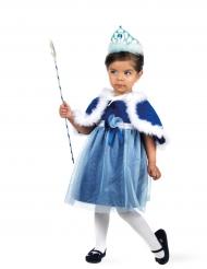 Déguisement fée bleue fille