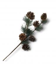 Branche de Noël naturelle 45 cm