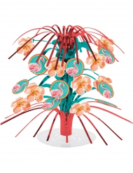 Centre de table Flamant Rose 33 cm