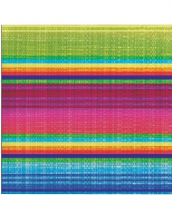 16 Petites serviettes en papier Poncho 25 x 25 cm