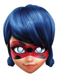 Masque carton Miraculous Lady Bug ™ enfant