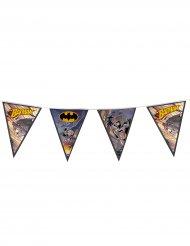 Guirlande en plastique fanions Batman™ 270 cm