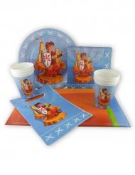 Kit d'anniversaire Chevalier - 25 pièces
