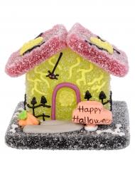 Figurine Maison Halloween en gélatine et sucre aléatoire
