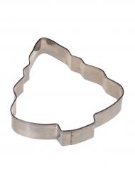 Emporte-pièce en métal Sapin de Noël 9 x 10 cm