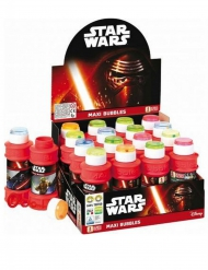 Flacon maxi bulles de savon Star Wars™ 175 ml