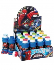 Flacon maxi bulles de savon Spiderman™ 175 ml
