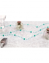 Guirlande de perles jade 2,5 m