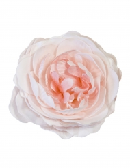 Décoration de table Rose ancienne rose 12 cm