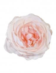 Décoration de table Rose ancienne rose 12 cm
