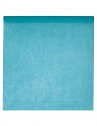 Nappe en tissu intissé turquoise 10 x 1,20 m