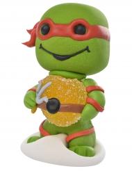 Figurine en sucre et gélatine Tortue Rouge 3 x 5,5 x 3 cm