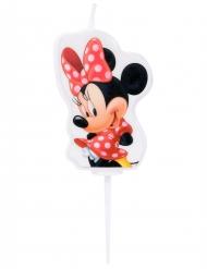 Bougie d'anniversaire Minnie ™ 4,5 cm