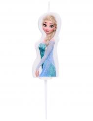 Bougie d'anniversaire La Reine des Neiges ™ Elsa 4,5 cm