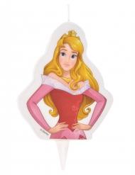 Bougie d'anniversaire Princesses Disney ™ Aurore 6 x 7,3 cm