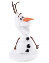 Figurine en plastique La Reine des Neiges ™ Olaf 8 cm
