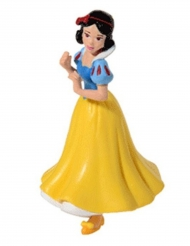 Figurine en plastique Princesses Disney ™ Blanche Neige 8 cm