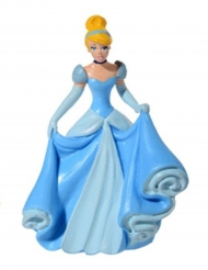 Figurine en plastique Princesses Disney ™ Cendrillon 8 cm