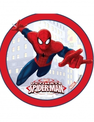 Disque azyme Ultimate Spider-Man ™ 14,5 cm