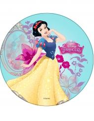 Disque en azyme Princesses Disney ™ Blanche Neige 21 cm