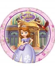 Disque en azyme Princesse Sofia ™ 21 cm