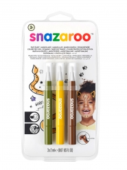 Set de stylos pinceaux Jungle