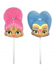 2 Sucettes marshmallow Shimmer and Shine ™