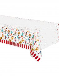 Nappe en plastique Cirque 137 x 213 cm