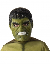 Demi-masque PVC Hulk™ enfant