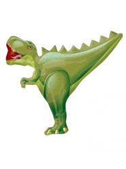 Petit ballon aluminium T-Rex 35 x 27 cm