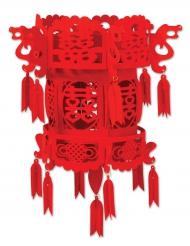 Lanterne Chinoise rouge 45 cm