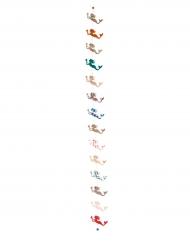 Décoration à suspendre lokta Sirène 180 cm