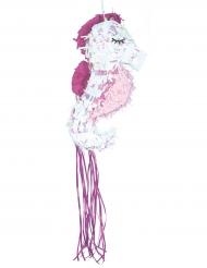 Piñata Hippocampe irisé 53 cm