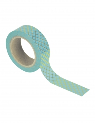 Washi tape Mermaid 10 m