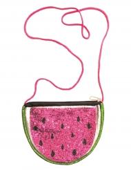 Petit sac à main pastèque 20 cm