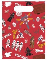 6 Sacs à cadeaux Star Wars Forces™
