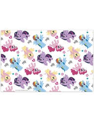Nappe en plastique Pony & Friends™ 120 x 180 cm