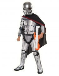 Déguisement Captain Phasma™ Star Wars™ deluxe enfant