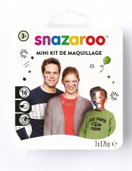 Mini Kit supporter France snazaroo™ 3 x 2 ml