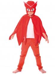 Cape et masque Bibou Pyjamasques™ enfant
