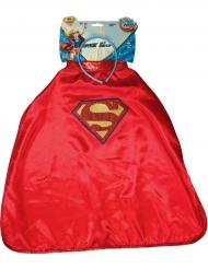 Cape et Serre-tête Supergirl™ Super Hero Girls™ enfant