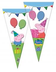 10 Sachets de fête Peppa Pig™ 30 x 60 cm