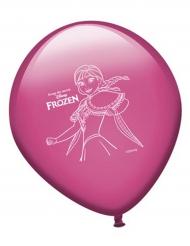 8 Ballons en latex La Reine des Neiges™