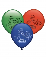 8 Ballons en latex Pyjamasques™